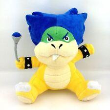 Ludwig von Koopa Super Mario Bros Soft Plush Toy Kooky vo Koopalings Leader 7''