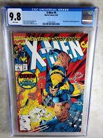 X-Men #9 - Ghost Rider Brood Marvel Comics 1992 CGC 9.8 NM/MT WP - Comic F0096
