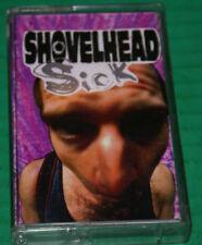 Shovelhead Sick Rare Demo 1993 Rare Deleware Crossover Metal Htf Out Of Print