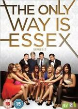 THE ONLY WAY IS ESSEX SERIES TWO 2 ITV2 CHANNEL 4 3 DISC BOX SET DVD NEW SEALED