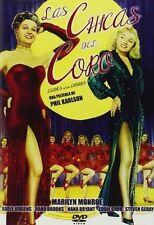 LADIES OF THE CHORUS (1948) **Dvd R2**  Adele Jergens, Marilyn Monroe,