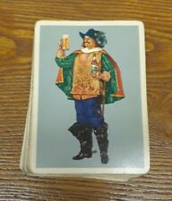 Old Style Lager G. Heilman Brewing Co La Crosse, Wis Vintage Playing Cards Deck