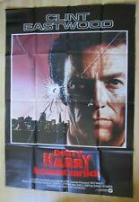 Filmplakat -  Dirty Harry kommt zurück ( Clint Eastwood , Sondra Locke , DINA0 )