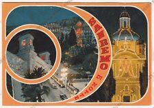 IMPERIA SANREMO 267 NOTTURNO Cartolina VIAGGIATA 1980