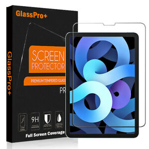 """Glass Pro+ Tempered Glass Screen Protector For Apple iPad Air 4th Gen 10.9"""" 2020"""