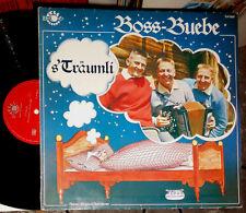 BOSS-BUEBE, GRINDELWALD: S' TRÄUMLI LP