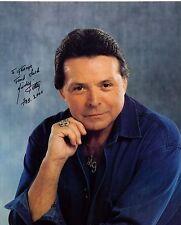 Mickey Gilley  Hand Signed 8x10  w/coa