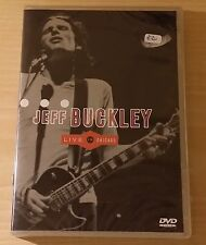 JEFF BUCKLEY - LIVE IN CHICAGO - DVD SIGILLATO (SEALED)