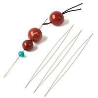 Open Beading Needle Supplies For Making Beads Diy Hand Made Pins Jewelry Tools