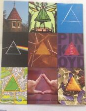 "Pink Floyd Triangle Sticker Approx 4.5""x4"""