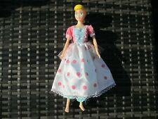 Vintage 1995 ThinkWay Disney Toy Story 2 3 4 LITTLE BO PEEP Poseable Doll Figure