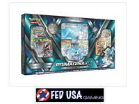 Pokemon TCG Primarina GX Premium Collection Box SM Guardians Rising Packs Cards