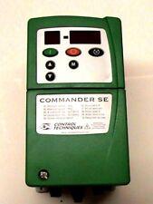 CONTROL TECHNIQUES COMMANDER SE11200037 SE 1M 0,37kW DRIVE 220/240V