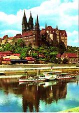 Meißen , Albrechtsburg und Dom ,DDR, Ansichtskarte, ungelaufen