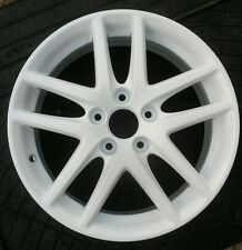 "17"" genuine honda civic accord integra 5x114.3 white alloy wheel refurbished JDM"
