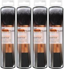 Lot of 4 Powder Brush Real Techniques Makeup Brush