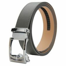 Buckle Leather Belts for Men