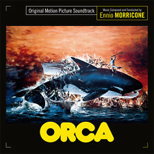 ORCA Ennio Morricone MUSIC BOX CD Remastered SOUNDTRACK Score SOLD OUT New OOP!