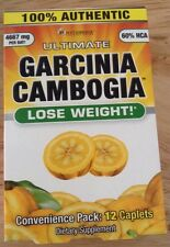 100%AUTHENTIC GARCINIA CAMBOGIA help you lose weight dietary supplement