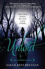 Untold (The Lynburn Legacy Book 2)-ExLibrary