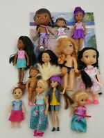 Toy Lot Collectible Figures Dolls Mattel Dc McStuffins Spin Master