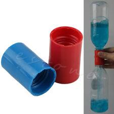 2Pcs Cyclone Tube Tornado Vortex Bottle Water Science Experiment Kids Sensory