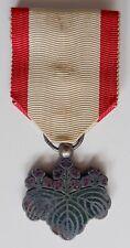 Japan, Orden der Aufgehenden Sonne Verdienstkreuz 7. Klasse (X2)