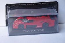 ALTAYA TOYOTA GT-ONE 1/43