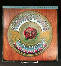 Original Master Recording Mfsl 1-014 Grateful Dead American Beauty Album