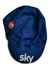 Castelli X Team Sky Team Issue Cycling Cap 🧢