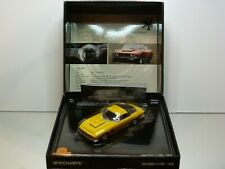 MINICHAMPS 128220 ISO GRIFO 7 LITRI 1968 - YELLOW 1:43 - EXCELLENT IN BOX