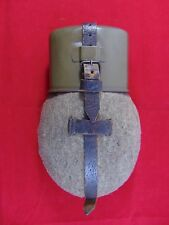 Original German WWII Mid To Late War M31 Canteen - ESB 43 Cup & MN44 Flask