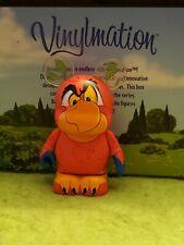 """Disney Vinylmation Park - 3"""" Set 1 Aladdin Iago Bird"""