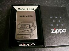 ZIPPO LIGHTER ( PLANETA ) BOTTOM STAMP
