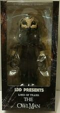 Mezco Toys Living Dead Dolls LDD Lord Of Tears Owlman Figure Doll Brand New