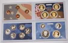 2009 U.S. Mint Clad Proof Set Gem Coins with Box & COA