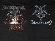 Ninnghizhidda - Blasphemy T-Shirt-XL #18817 - XL