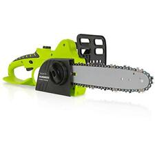 SereneLife 18V Rechargeable Electric Cordless Chainsaw