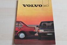 146901) Volvo 360 Prospekt 1984