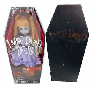 Mezco LDD Living Dead Doll~ Orchid~ Series 19 #93154