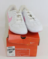 Women's Nike Sprint sister White leather shoes trainers Y2K UK 4 Europe 37.5