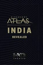 Discovery Atlas: India Revealed DVD