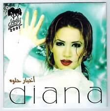 Arabische Musik - Diana Haddad-Akhbar Halwa