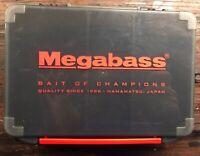 megabass tackle box