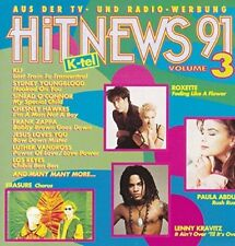 Hit-News 91/3 (K-tel) | CD | Roxette, Erasure, Sydney Youngblood, KLF, De La ...