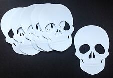 NEW - Day of the Dead - Skull Die Cuts (pack of 6)
