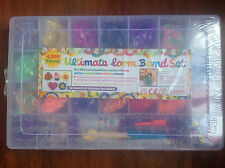 4200 Pieces Ultimate Loom Band Set, 12 assorted Charms incl  Tools incl    BNIB
