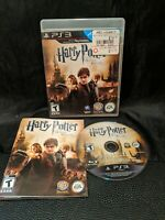 Harry Potter and the Deathly Hallows: Part 2 (Sony PlayStation 3) Complete