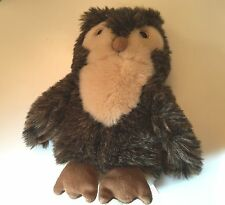 Owl Soft Toy by Teddy Hermann 22CM