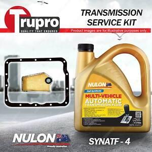 SYNATF Transmission Oil Filter Kit for Ford Falcon Fairlane XA XB XC ZF ZH 351Ci